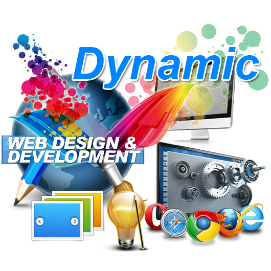 Dynamic Website Package